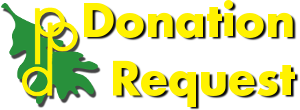 request donation
